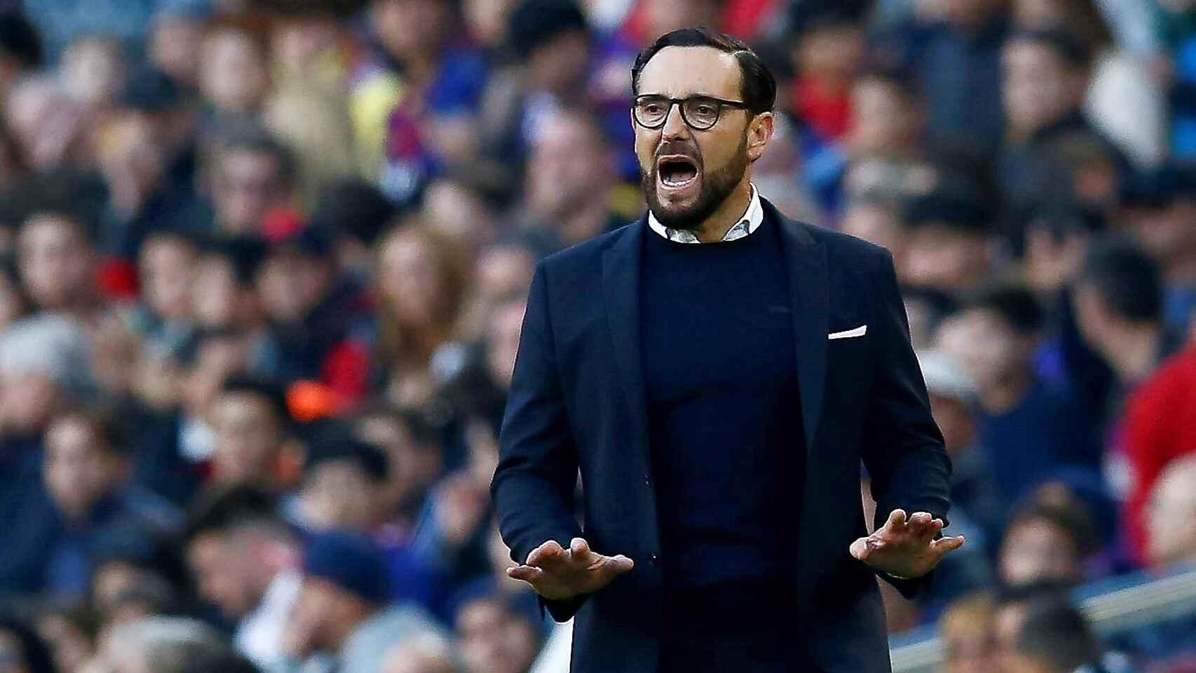 Bordalás se 'declara' a la Roma: «Me encantaría entrenar allí, sería un sueño»