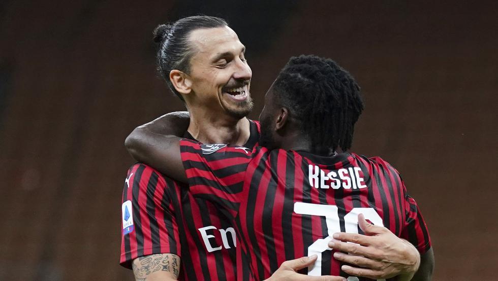 El Milan logra una apoteósica remontada ante la Juventus
