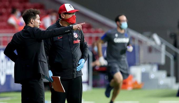 Simeone hace balance y responde a los 'haters': «Esta vez les toca esperar»