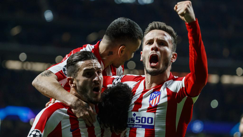 Atletico Madrid standing at the gates of a new golden age