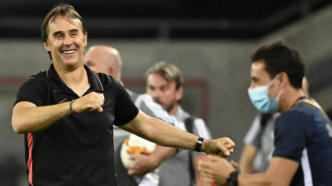 Lopetegui: When you get to a final, you want to win it