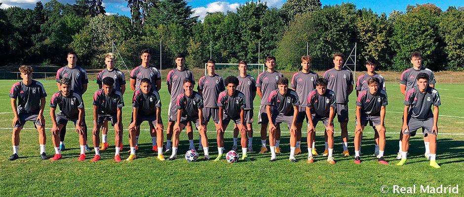 Benfica-Real Madrid: a por la Youth League