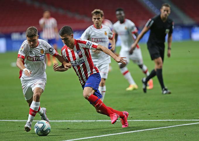 Un clavo saca otro clavo: el jugador del Atlético de Madrid que se ve forzado a salir
