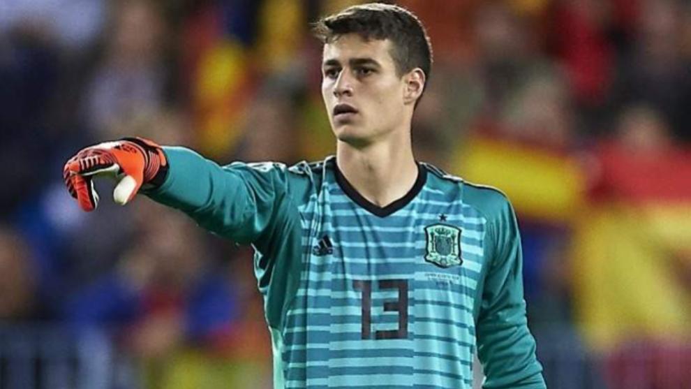 Portugal vs Spain line-ups confirmed: Kepa starts ahead of De Gea