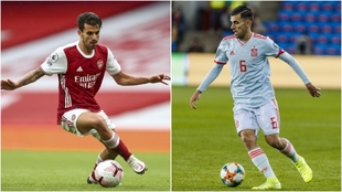 Ceballos: From almost ending his loan at Arsenal to a bright future