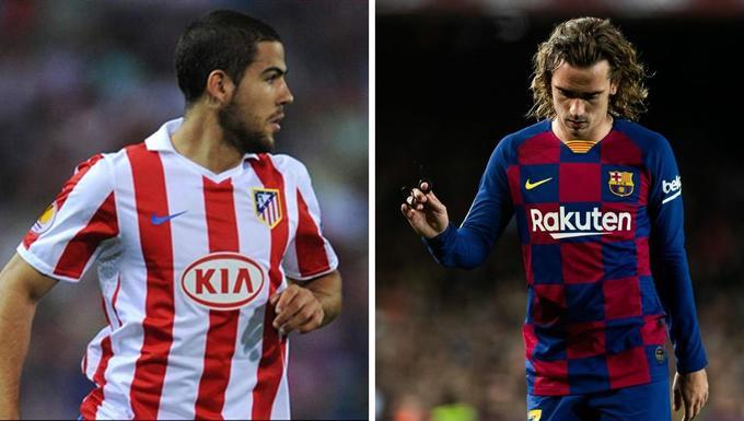El palo de Domínguez a Griezmann por su fichaje por el Barça: «Te puede salir el tiro por la culata»