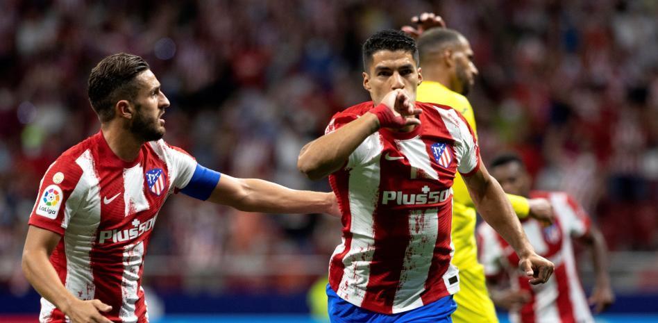 Luis Suárez se estrenó ante su afición y se retiró por un golpe