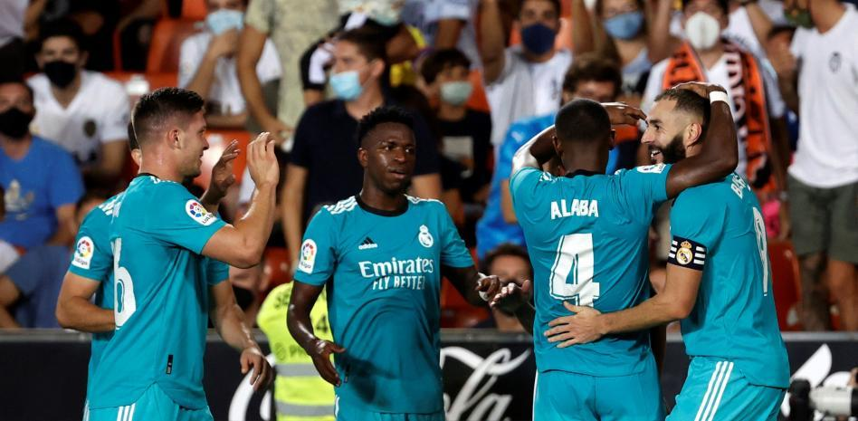 Horario y dónde ver el Real Madrid – Mallorca de LaLiga Santander de fútbol