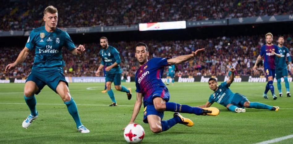 El Clásico del Camp Nou, declarado de alto riesgo
